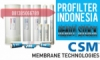 csm membrane ro indonesia  medium