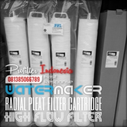 d RPHF High Flow Filter Cartridge Indonesia  large